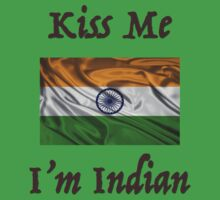 Kiss Me I'm Indian Kids Clothes