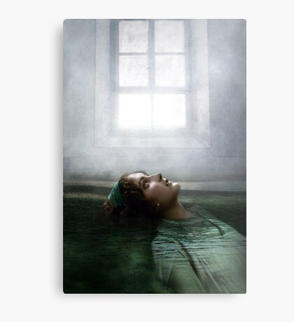Last night in my dreams Metal Print