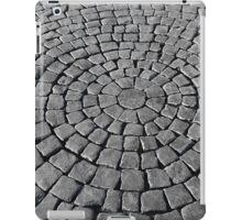 cobblestones iPad Case/Skin