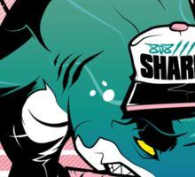 808 Sharks Sticker