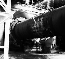 Cylinder Drive Shafts by Alixzandra