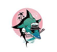 808 Sharks by moshigh