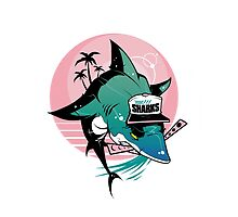 808 Sharks by moshigh