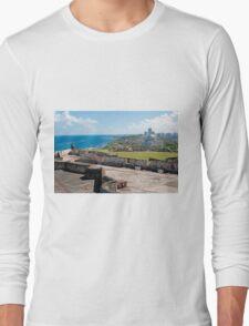 Old San Juan. Long Sleeve T-Shirt