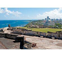 Old San Juan. Photographic Print