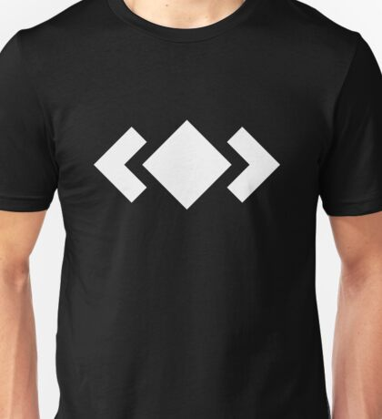 Madeon Adventure Logo - White Unisex T-Shirt