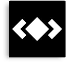 Madeon Adventure Logo - White Canvas Print