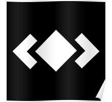 Madeon Adventure Logo - White Poster
