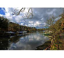Helford River Cornwall UK  Photographic Print