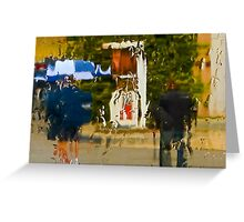 GET OUT OF THE WAY 2 (CARD ONLY) Greeting Card