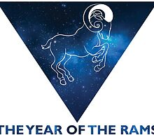 The year of the Rams by NineOh