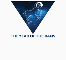 The year of the Rams Unisex T-Shirt