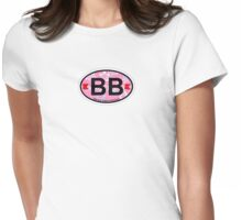 Bethany Beach - Delaware. Womens Fitted T-Shirt
