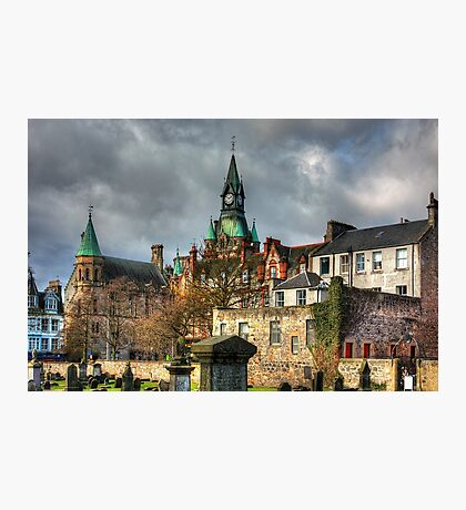 Dunfermline Tower Photographic Print