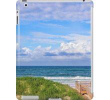 Ocean Beach Dunes iPad Case/Skin