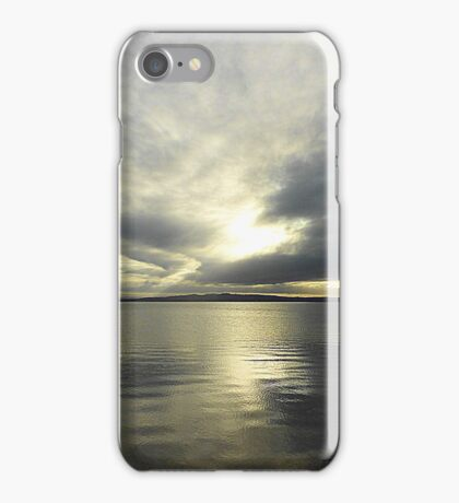 Where Water And Sky Meet................Ireland iPhone Case/Skin