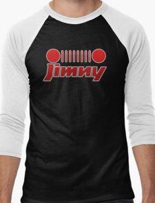 Suzuki Jimny Men's Baseball ¾ T-Shirt