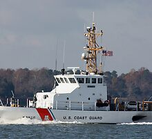 USCG on Patrol by Timothy Gass