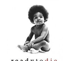 Notorious B.I.G. - Ready to Die (Album Cover) by AdolescentShirt