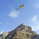 Flight Grand Canyon by DanniiD