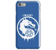 Mortal Kombat X - Lin Kuei iPhone Case/Skin