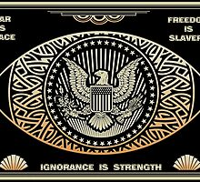 Ignorance is Strength by Peter John by Canvas City