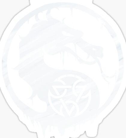 Mortal Kombat X - Lin Kuei Sticker