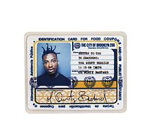 Ol Dirty Bastard - Return to the 36 Chambers: The Dirty Version Photographic Print