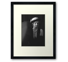 Show Girl III Framed Print