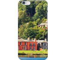 The House On The Hill iPhone Case/Skin