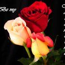 Be My Valentine by Donna Adamski