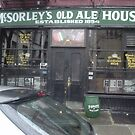 McSorley's Old Ale House established 1854 by Paul Gitto