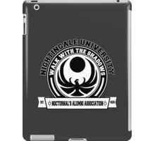 Nightingale University - Black - Skyrim iPad Case/Skin