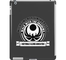 Nightingale University - Black - Skyrim iPad Case/Skin