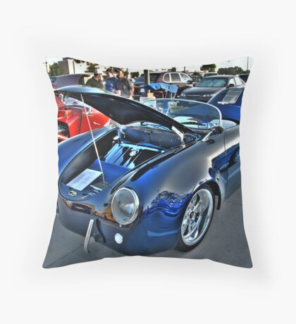 Classic Auto Series # 9 Throw Pillow