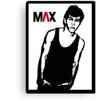 MAX Schneider Canvas Print