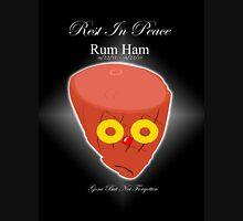 Rum Ham ~ Gone But Not Forgotten  Men's Baseball ¾ T-Shirt