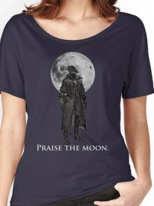 Praise The Moon Women's Relaxed Fit T-Shirt