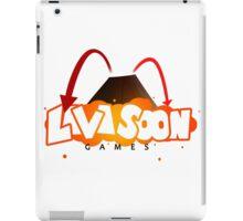Lava Soon iPad Case/Skin