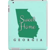 Georgia Sweet Home Georgia iPad Case/Skin