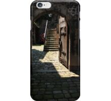 Medieval Streets iPhone Case/Skin
