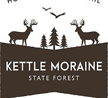 Kettle Moraine State Forest by Chris Connell