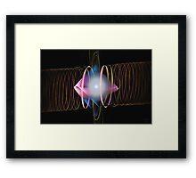 'Dilithium Surge' Framed Print