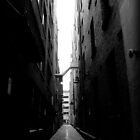 niagara lane, melbourne by jfpictures