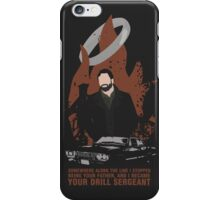 John Winchester: The Father iPhone Case/Skin