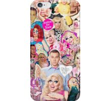 #JusticeForTrixieMattel iPhone Case/Skin