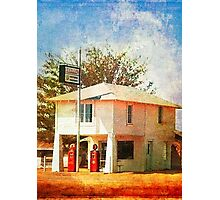 The original Lucille's Roadhouse Photographic Print