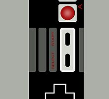 NES Controller by SolarShadow1