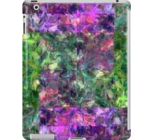 Abstract puzzle iPad Case/Skin