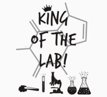 King of the Lab! 3  Kids Clothes